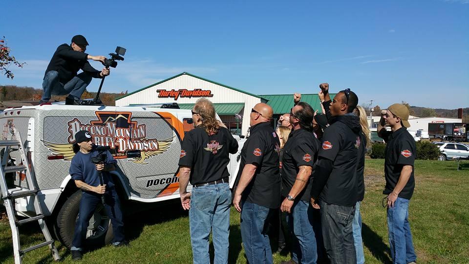 Pocono Harley Davidson >> Pocono Mountain Harley Davidson Tera Productions